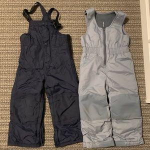 Gap & Columbia Toddler Snow gear